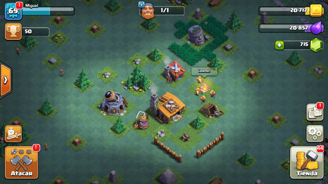 Clash of Clans para iPhone 2
