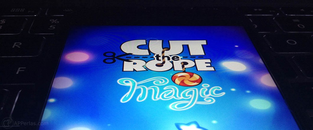 Cut the Rope MAgic 1