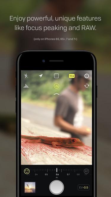 Halide una de las mejores apps de 2017