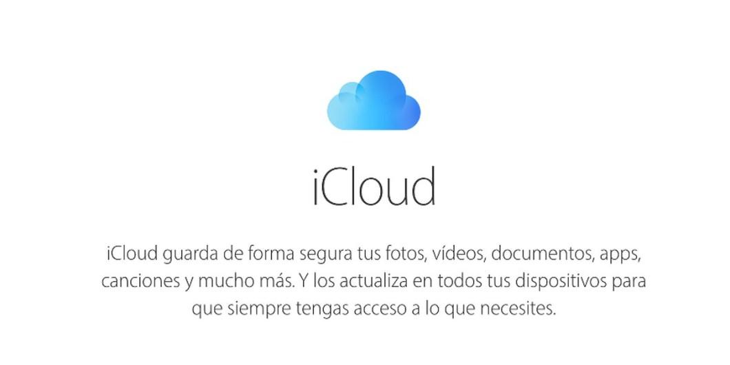 compartir carpetas en iCloud