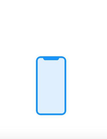 pantalla del iPhone 8 1