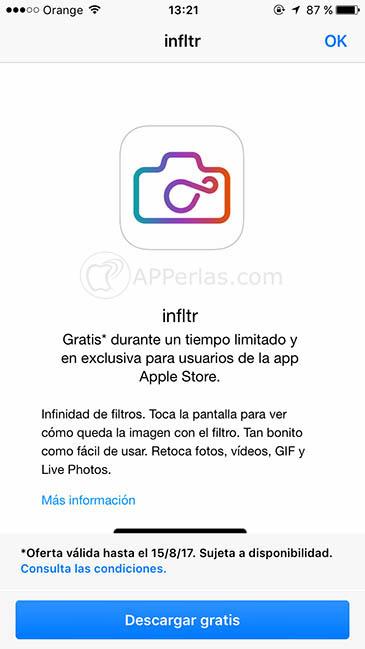 Descargar gratis Infltr 3