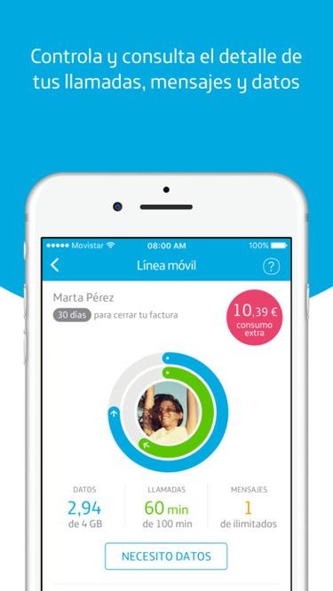 app movistar