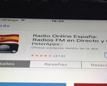 radio en iOS 2