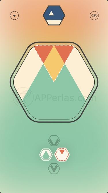 Interfaz de Colorcube