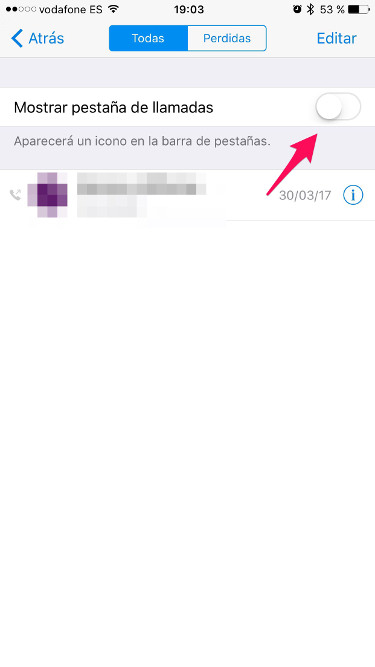 llamadas en Telegram 1