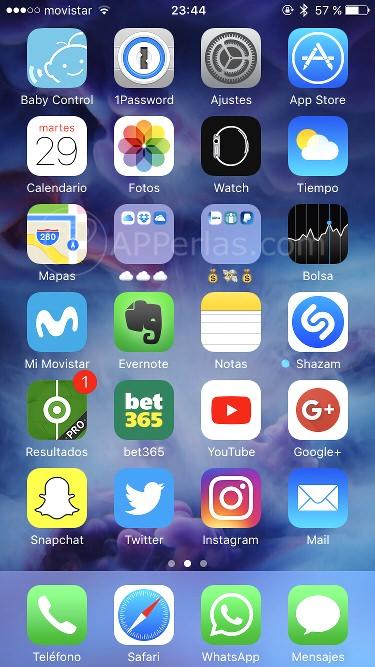 Mis aplicaciones iOS