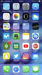 Mis aplicaciones. Las apps que tengo en mi iPhone [30-08-2017]