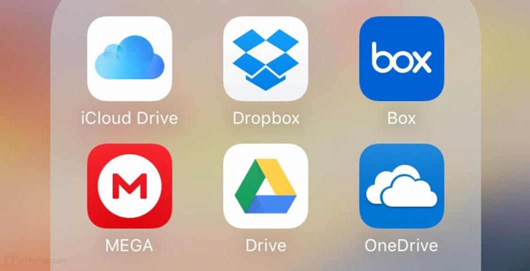 alternativas a iCloud 1