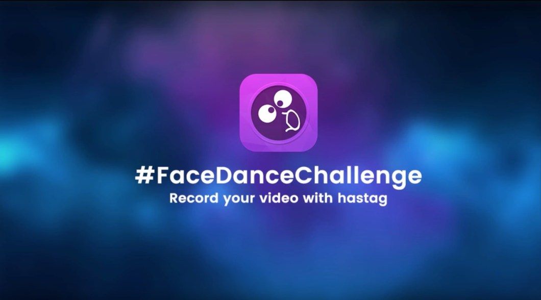App Viral Facedance Challenge!