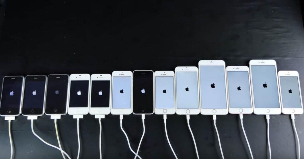 IPhone no compatibles con iOS 13