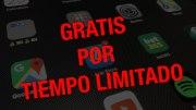 APPS GRATIS por tiempo limitado, para iPhone y iPad [26-10-2017]