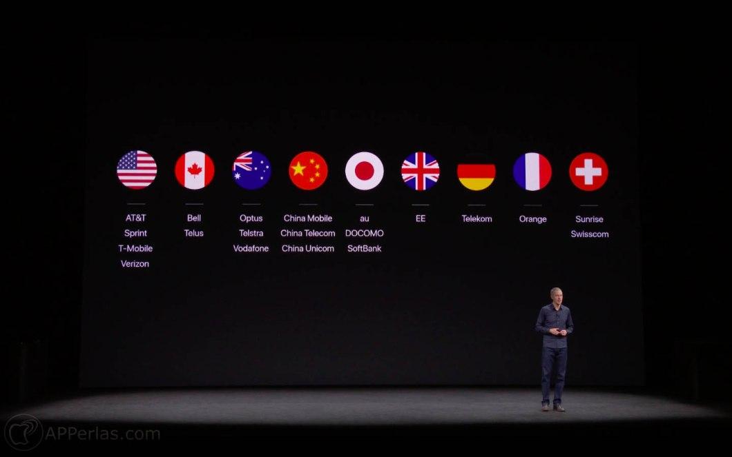 Apple Watch Series 3 LTE España 1