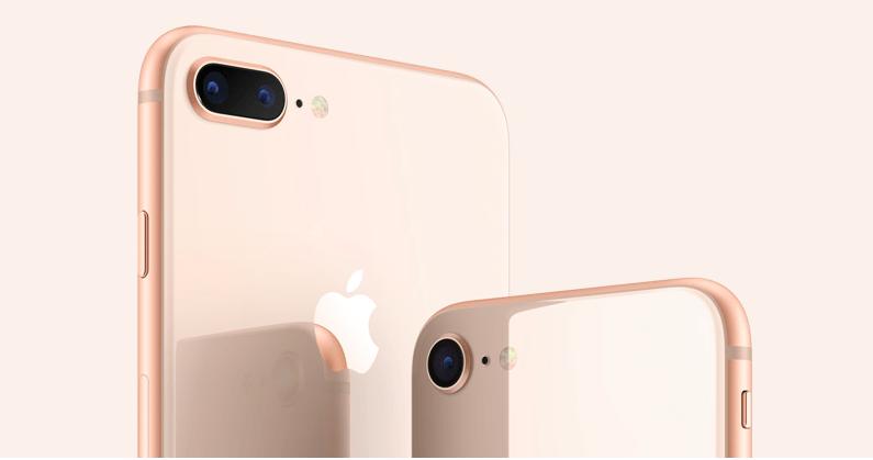 fallos en el iPhone 8 1