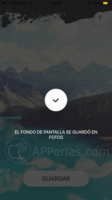 imitar la pantalla del iPhone X 1