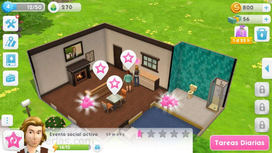 sims mobile 1