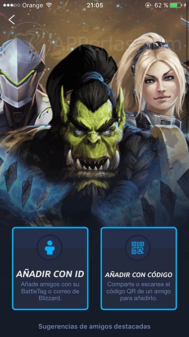 App de Battle.net 3