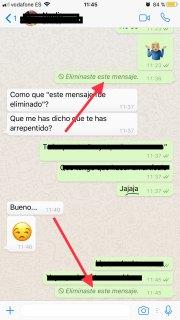 Ya puedes eliminar mensajes en WhatsApp fácilmente