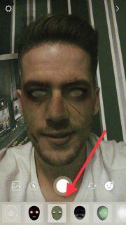Llega Halloween a Instagram con aterradoras máscaras