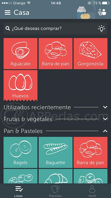 app para hacer la lista de la compra 2