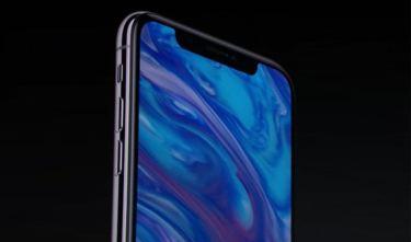 OLED del iPhone X 1