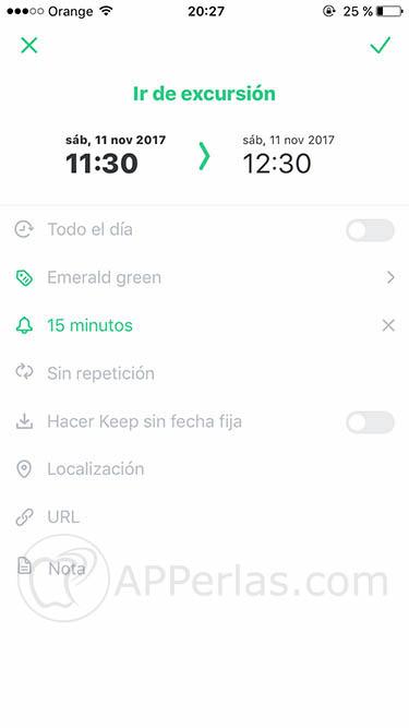 app de calendarios colaborativos TimeTree 3