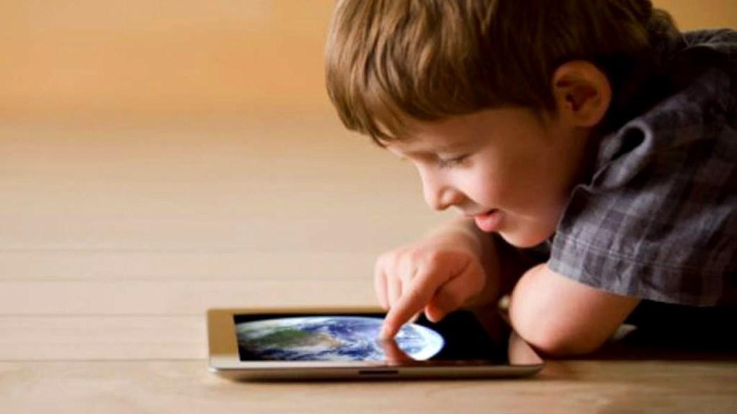 Proteger un iPad usado por niños