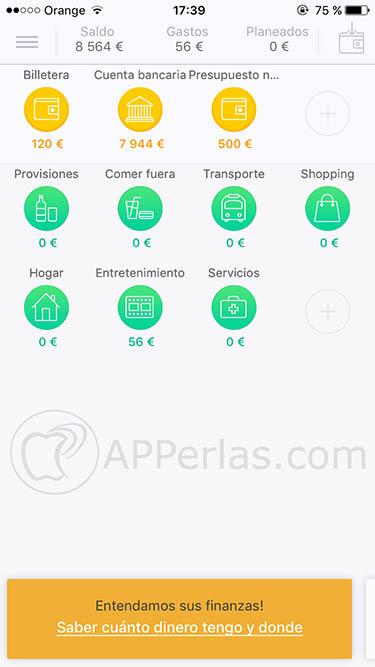 app para controlar gastos Coinkeeper 3