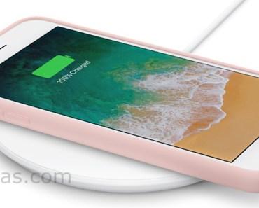 La mejor base de carga inalámbrica para el iPhone X, iPhone 8 y 8 PLUS