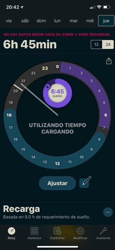 medir la calidad de tu sueño