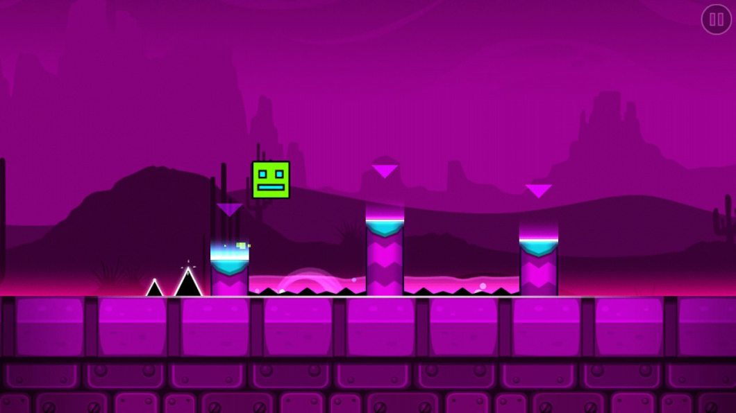 Geometry Dash para iPhone
