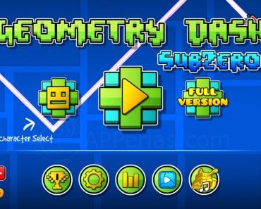 Geometry Dash Subzero, gran secuela del juego de plataformas más adictivo