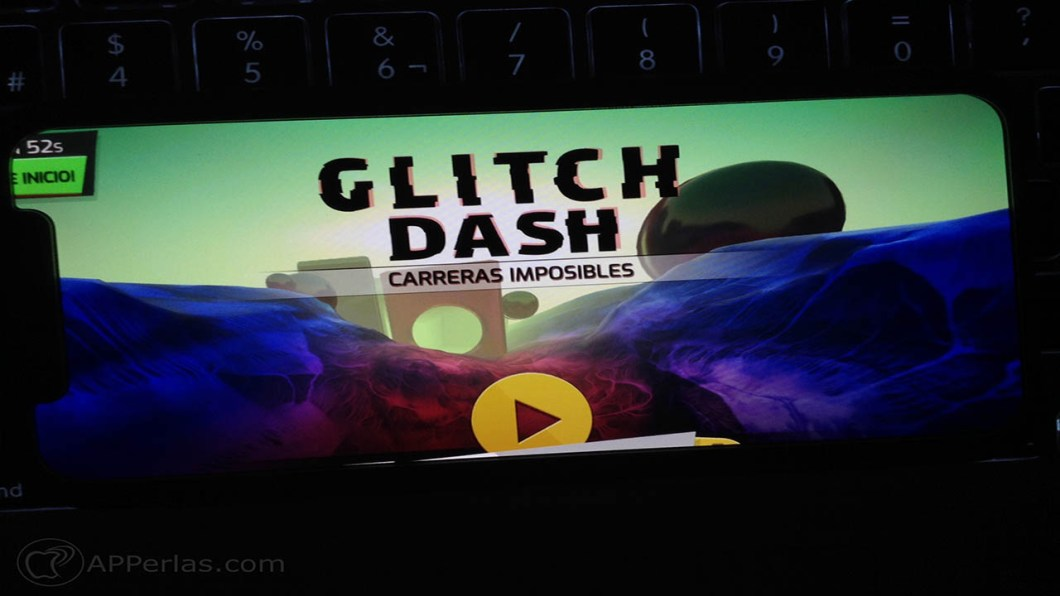 Glitch Dash 1
