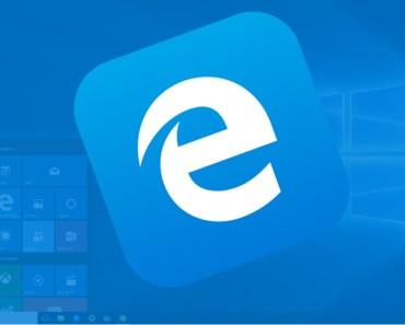 actualización de Microsoft Edge