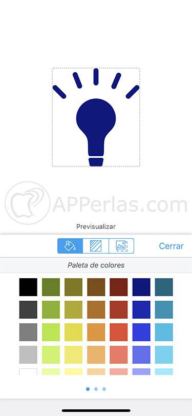 crear logos en iPhone 1