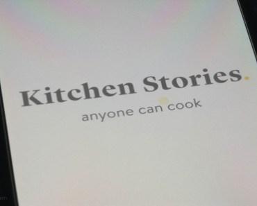app de recetas Kitchen Stories 1