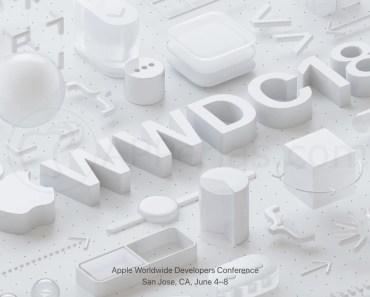 Fecha de la WWDC 18, la conferencia de desarrolladores de Apple