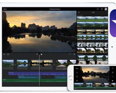 iMovie para iOS