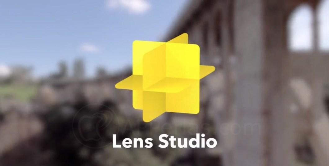 Crea tu lente en Snapchat