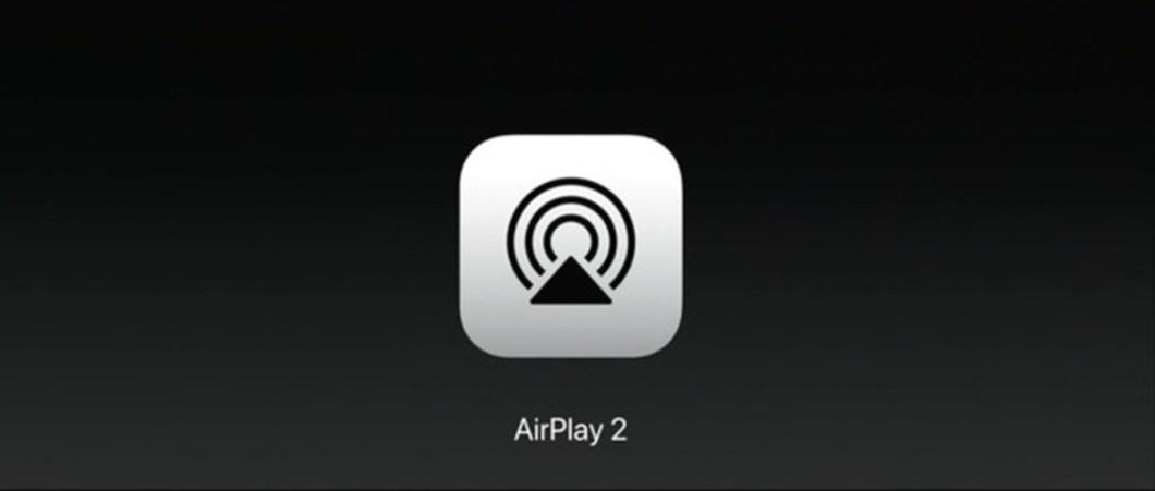 Airplay 2 en iOS 11.4