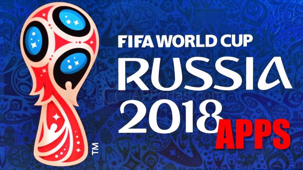 Apps para el mundial de Rusia 2018