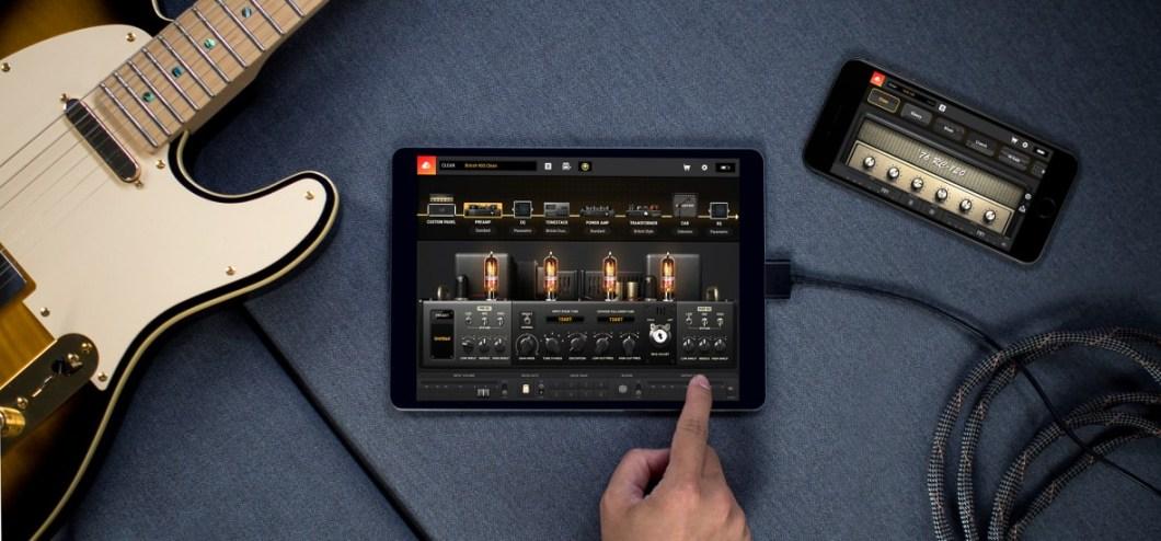 App de amplificadores