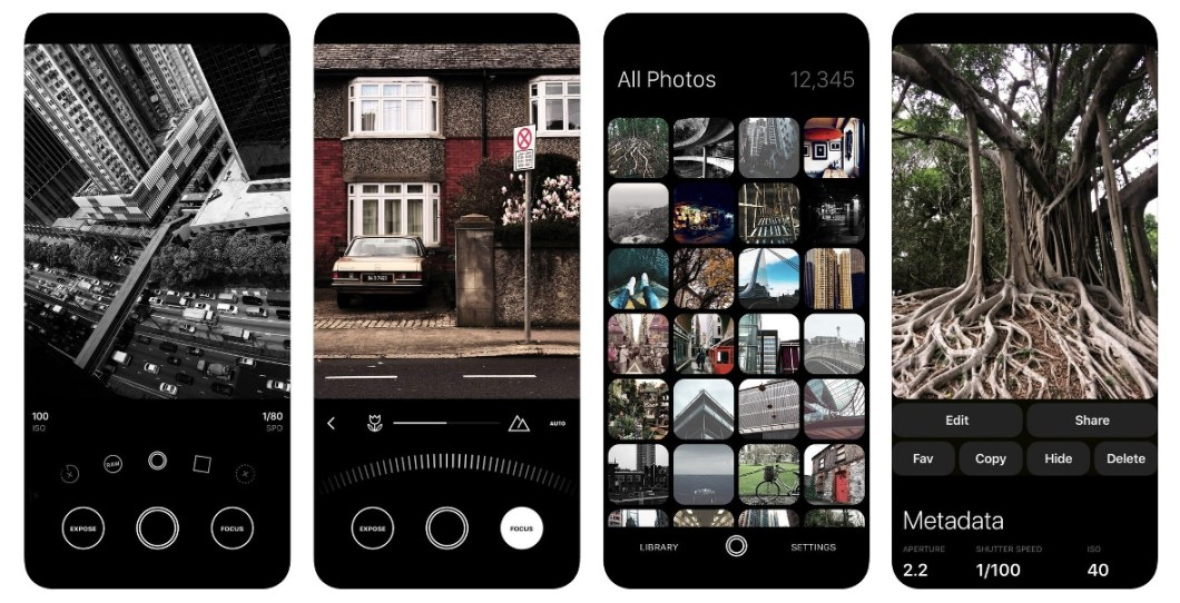 Obscura 2 para iPhone
