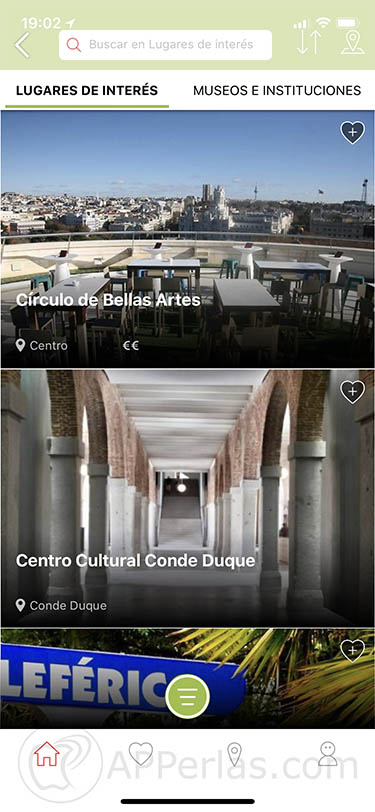 app de guías turísticas time out 2
