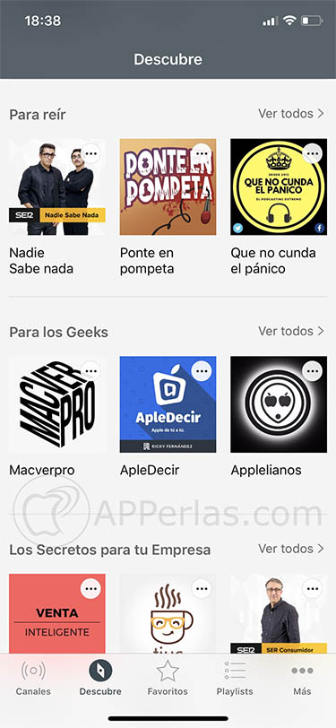 tus podcasts favoritos spreaker app 3
