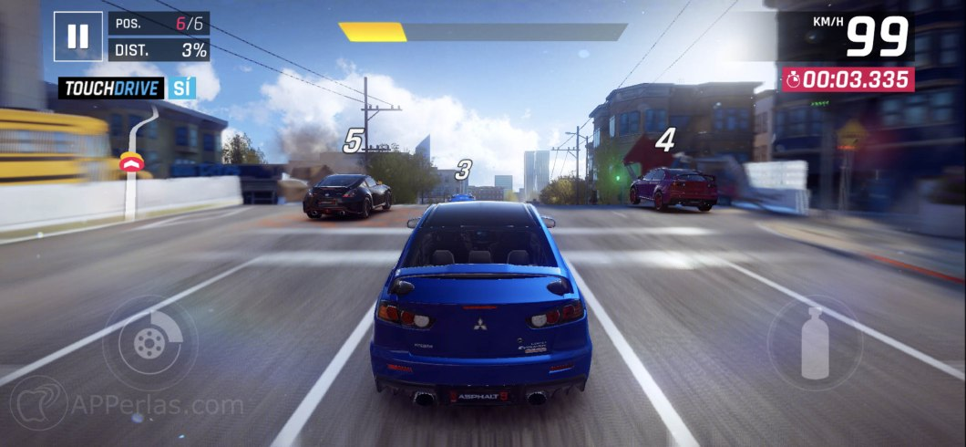 Asphalt 9 Legends 2 juegos imprescindibles iOS 2019