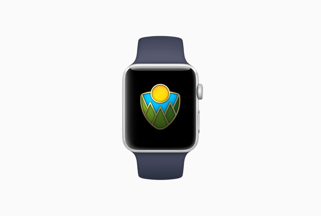 logro para el Apple Watch