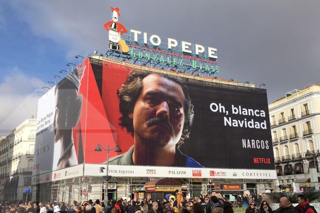 anuncios en Netflix