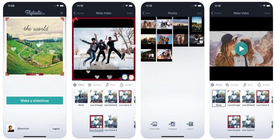 Fliptastic Pro para iOS