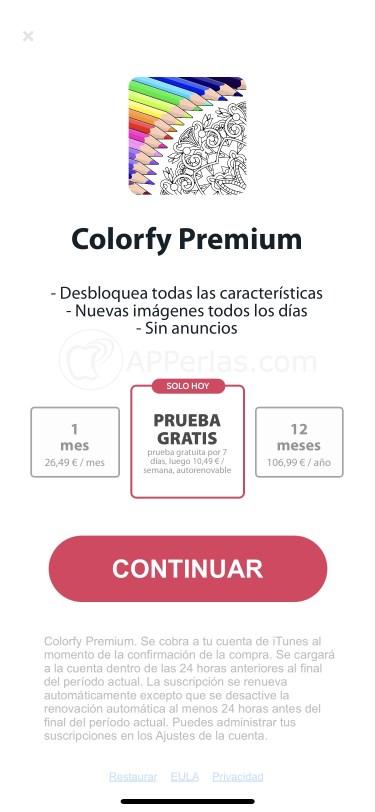 Colorfy Premium